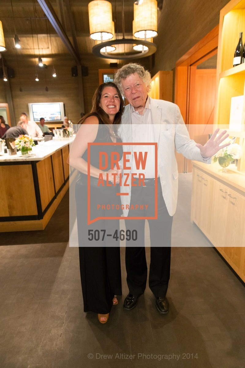Michelle Baggett, Gordon Getty, Photo #507-4690
