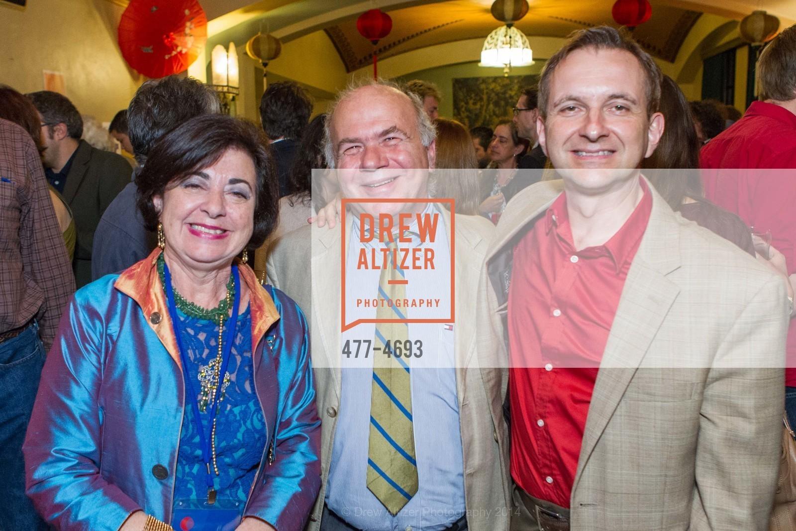 Amelia Antonucci, Paolo Pontoniere, Mauro Battocchi, Photo #477-4693