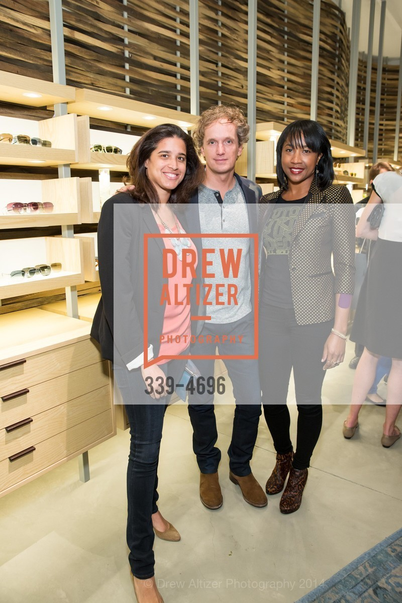 Melissa Tidwell, Yves Behar, Corinne Simpson, Photo #339-4696