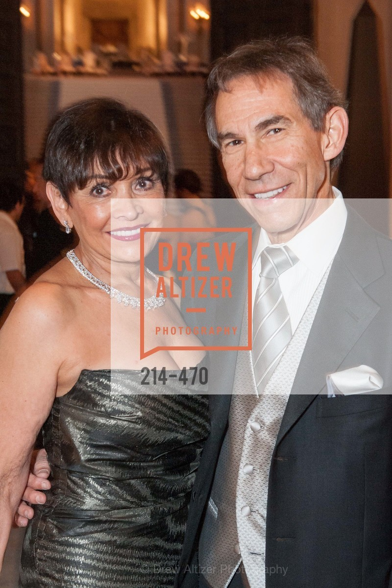 Marti McMahon Diamond, Steven Diamond, SAN FRANCISCO BALLET Opening Night Gala: PHENOMENAL - Arrivals, US. SF City Hall, January 22nd, 2014,Drew Altizer, Drew Altizer Photography, full-service agency, private events, San Francisco photographer, photographer california