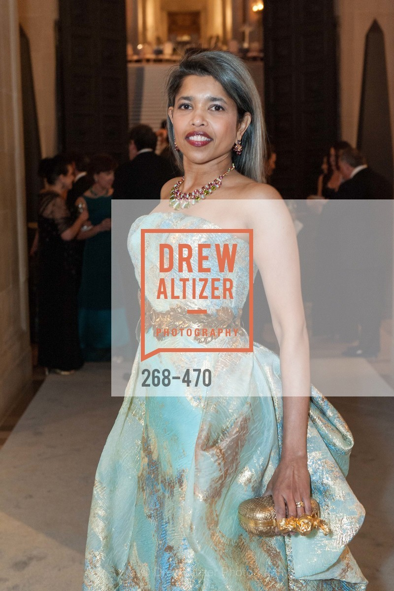 Deepa Pakianathan, SAN FRANCISCO BALLET Opening Night Gala: PHENOMENAL - Arrivals, US. SF City Hall, January 22nd, 2014,Drew Altizer, Drew Altizer Photography, full-service agency, private events, San Francisco photographer, photographer california
