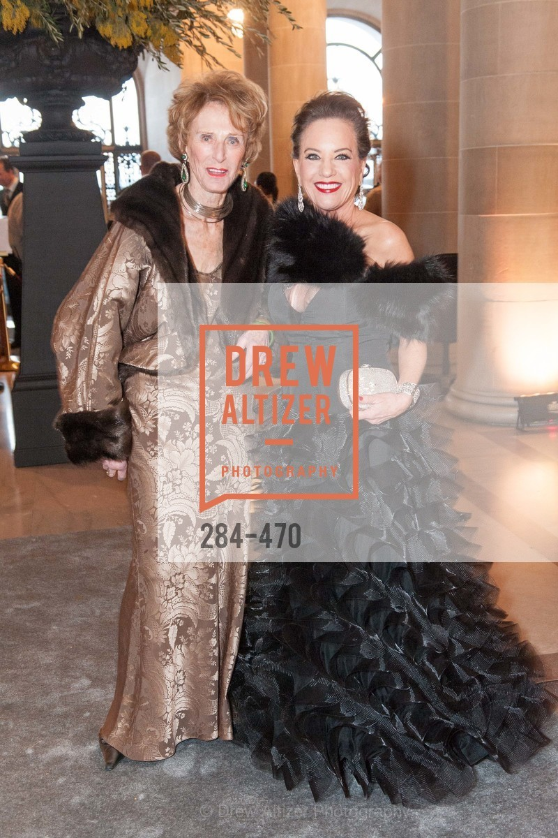 Vera Carpineti, Robin Collins, SAN FRANCISCO BALLET Opening Night Gala: PHENOMENAL - Arrivals, US. SF City Hall, January 22nd, 2014,Drew Altizer, Drew Altizer Photography, full-service agency, private events, San Francisco photographer, photographer california