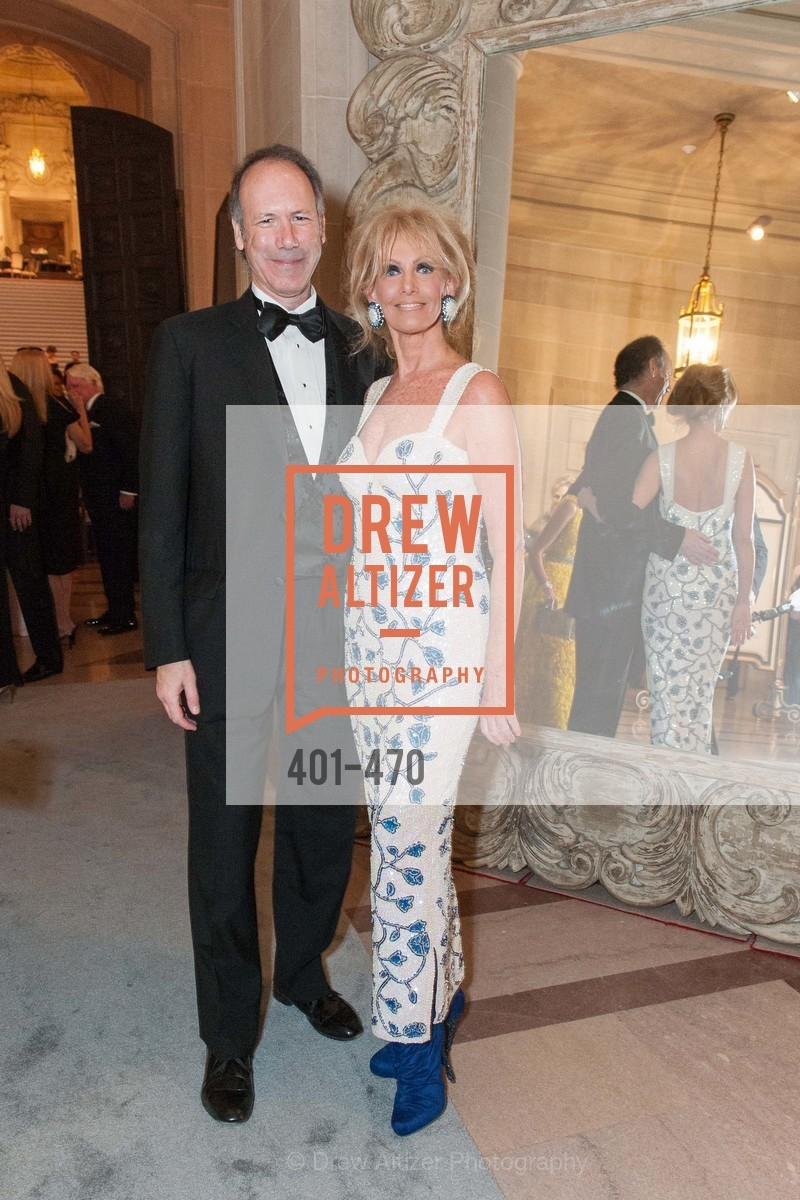 Tom Barrett, Belinda Berry, SAN FRANCISCO BALLET Opening Night Gala: PHENOMENAL - Arrivals, US. SF City Hall, January 22nd, 2014,Drew Altizer, Drew Altizer Photography, full-service event agency, private events, San Francisco photographer, photographer California