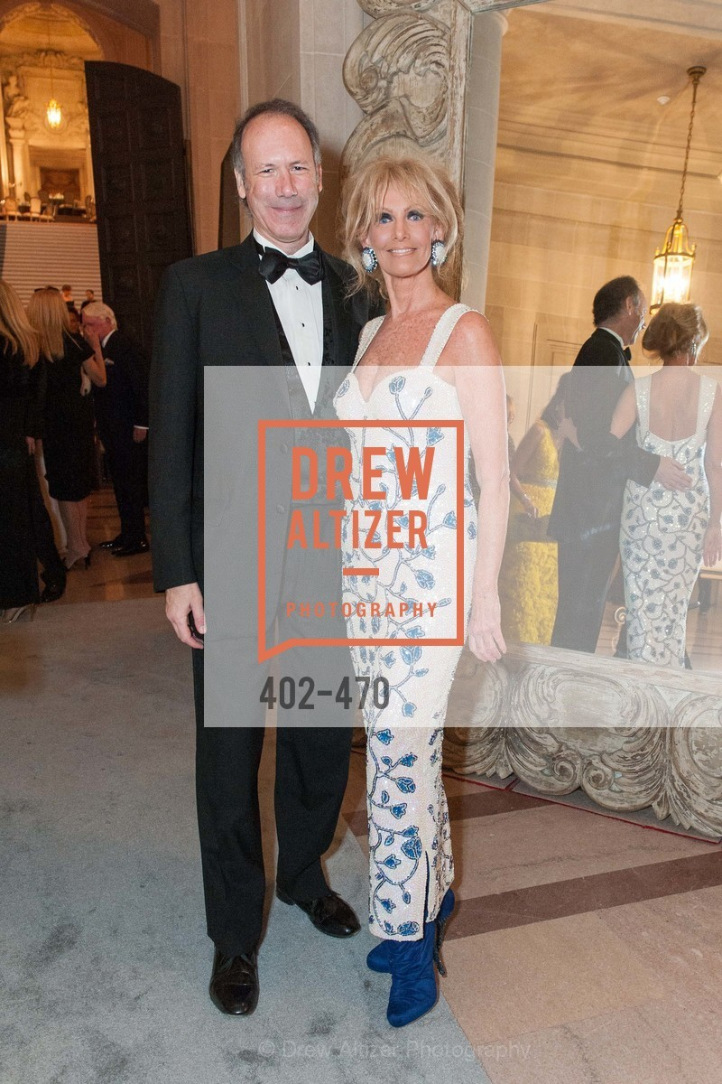 Tom Barrett, Belinda Berry, SAN FRANCISCO BALLET Opening Night Gala: PHENOMENAL - Arrivals, US. SF City Hall, January 22nd, 2014,Drew Altizer, Drew Altizer Photography, full-service agency, private events, San Francisco photographer, photographer california