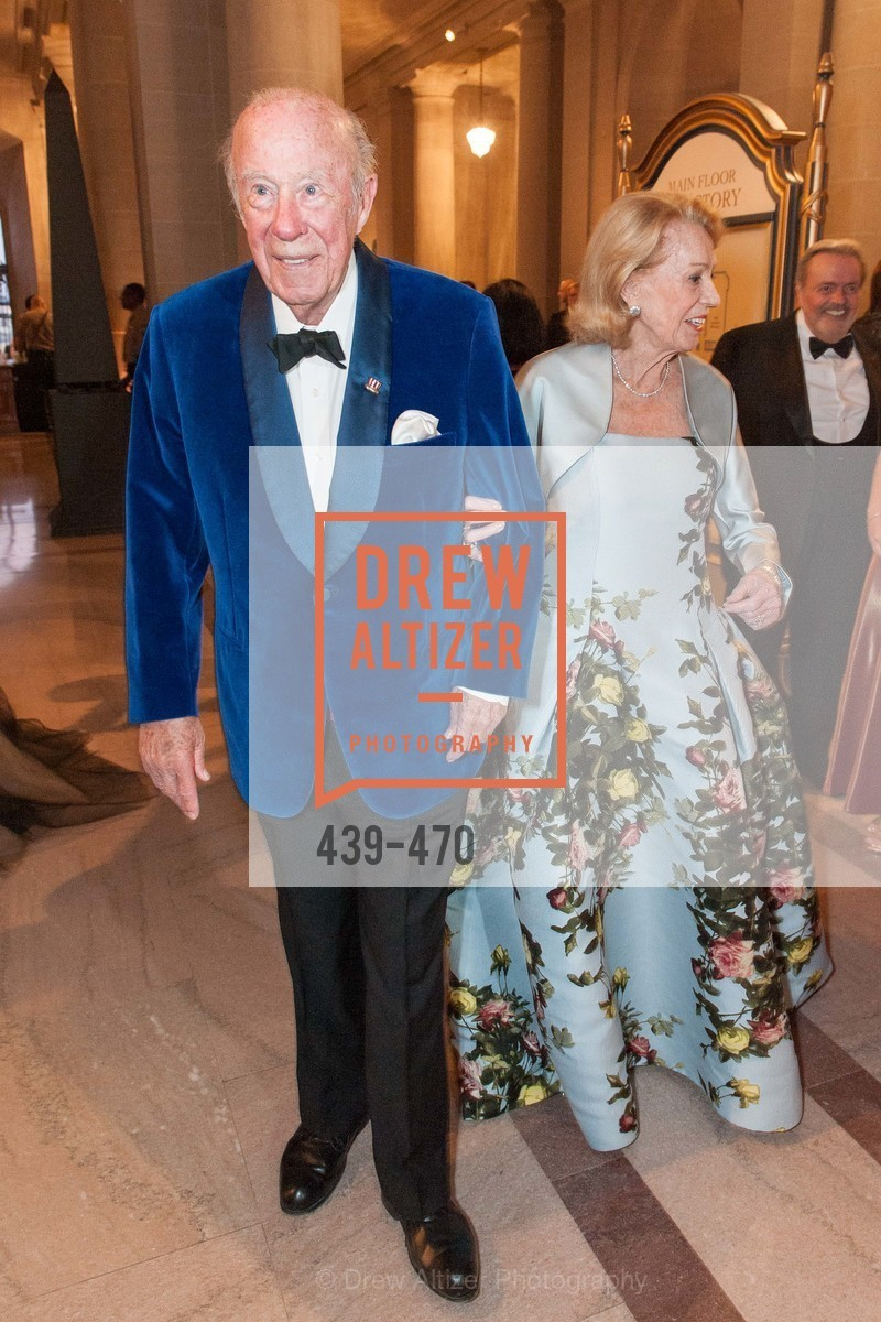 George Shultz, Charlotte Shultz, SAN FRANCISCO BALLET Opening Night Gala: PHENOMENAL - Arrivals, US. SF City Hall, January 22nd, 2014,Drew Altizer, Drew Altizer Photography, full-service agency, private events, San Francisco photographer, photographer california