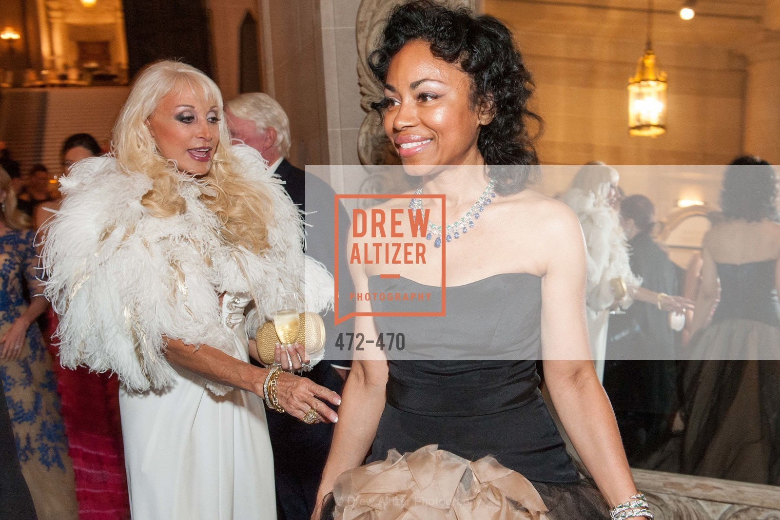 Daru Kawalkowski, Tanya Powell, SAN FRANCISCO BALLET Opening Night Gala: PHENOMENAL - Arrivals, US. SF City Hall, January 22nd, 2014,Drew Altizer, Drew Altizer Photography, full-service agency, private events, San Francisco photographer, photographer california