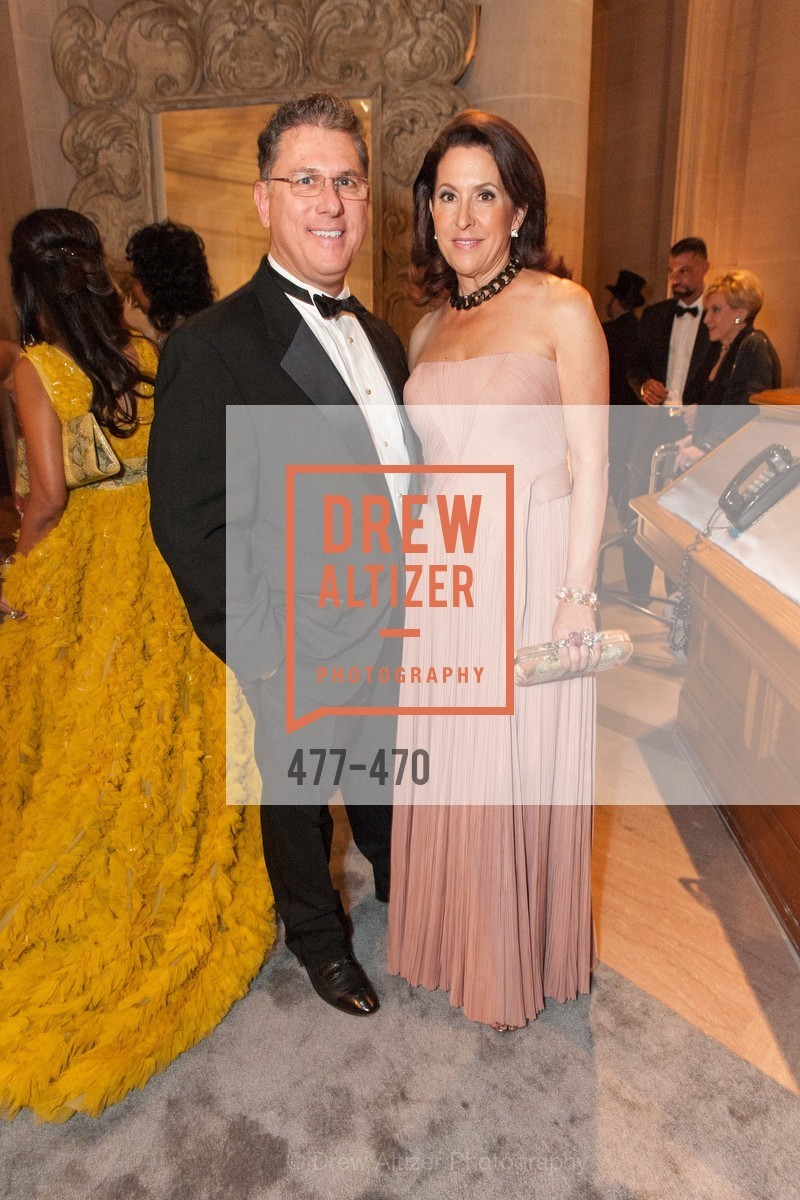 Nicholas Zaldastani, Susan Atherton, SAN FRANCISCO BALLET Opening Night Gala: PHENOMENAL - Arrivals, US. SF City Hall, January 22nd, 2014,Drew Altizer, Drew Altizer Photography, full-service agency, private events, San Francisco photographer, photographer california