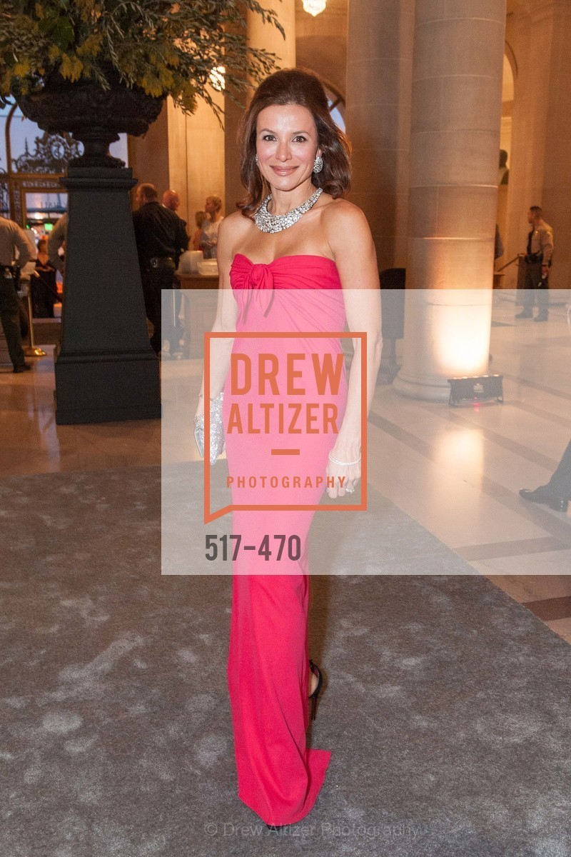 Claudia Ross, SAN FRANCISCO BALLET Opening Night Gala: PHENOMENAL - Arrivals, US. SF City Hall, January 22nd, 2014,Drew Altizer, Drew Altizer Photography, full-service agency, private events, San Francisco photographer, photographer california