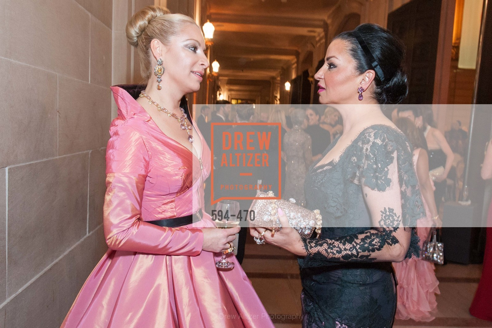 Sonya Molodetskaya, Azadeh Riaz, SAN FRANCISCO BALLET Opening Night Gala: PHENOMENAL - Arrivals, US. SF City Hall, January 22nd, 2014,Drew Altizer, Drew Altizer Photography, full-service agency, private events, San Francisco photographer, photographer california