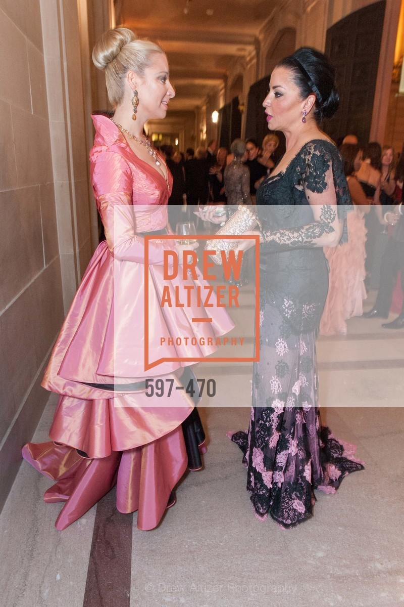 Sonya Molodetskaya, Azadeh Riaz, SAN FRANCISCO BALLET Opening Night Gala: PHENOMENAL - Arrivals, US. SF City Hall, January 22nd, 2014,Drew Altizer, Drew Altizer Photography, full-service event agency, private events, San Francisco photographer, photographer California