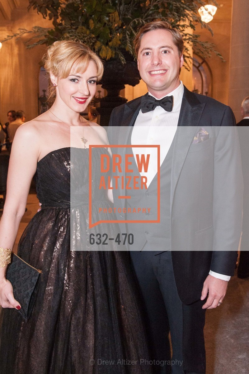 Liza Gustafson, Brian Gustafson, SAN FRANCISCO BALLET Opening Night Gala: PHENOMENAL - Arrivals, US. SF City Hall, January 22nd, 2014,Drew Altizer, Drew Altizer Photography, full-service agency, private events, San Francisco photographer, photographer california