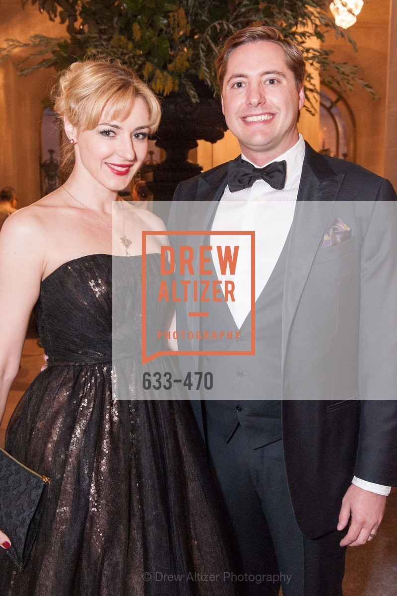 Elisabeta Gustafson, Brian Gustafson, SAN FRANCISCO BALLET Opening Night Gala: PHENOMENAL - Arrivals, US. SF City Hall, January 22nd, 2014,Drew Altizer, Drew Altizer Photography, full-service agency, private events, San Francisco photographer, photographer california