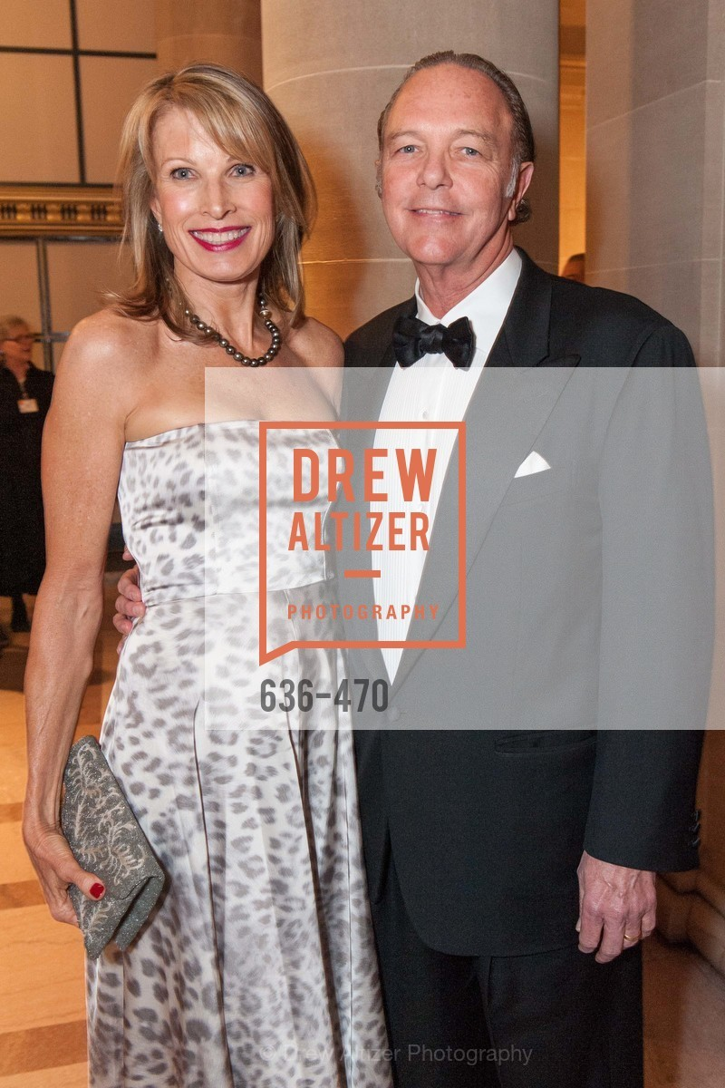Cas Crawford, Greg Crawford, SAN FRANCISCO BALLET Opening Night Gala: PHENOMENAL - Arrivals, US. SF City Hall, January 22nd, 2014,Drew Altizer, Drew Altizer Photography, full-service agency, private events, San Francisco photographer, photographer california