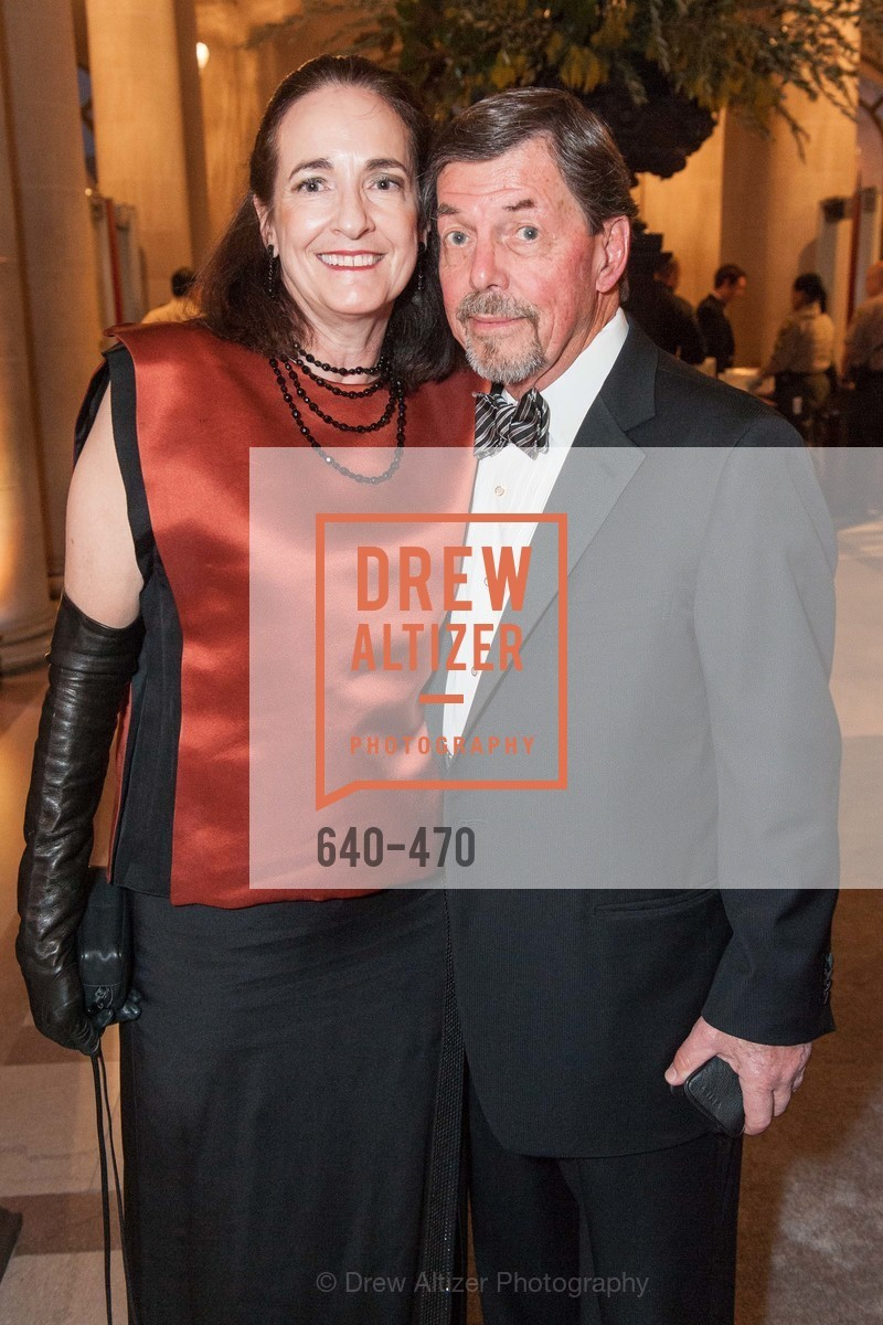 Nancy Ludgus, Larry Ludgus, SAN FRANCISCO BALLET Opening Night Gala: PHENOMENAL - Arrivals, US. SF City Hall, January 22nd, 2014,Drew Altizer, Drew Altizer Photography, full-service event agency, private events, San Francisco photographer, photographer California