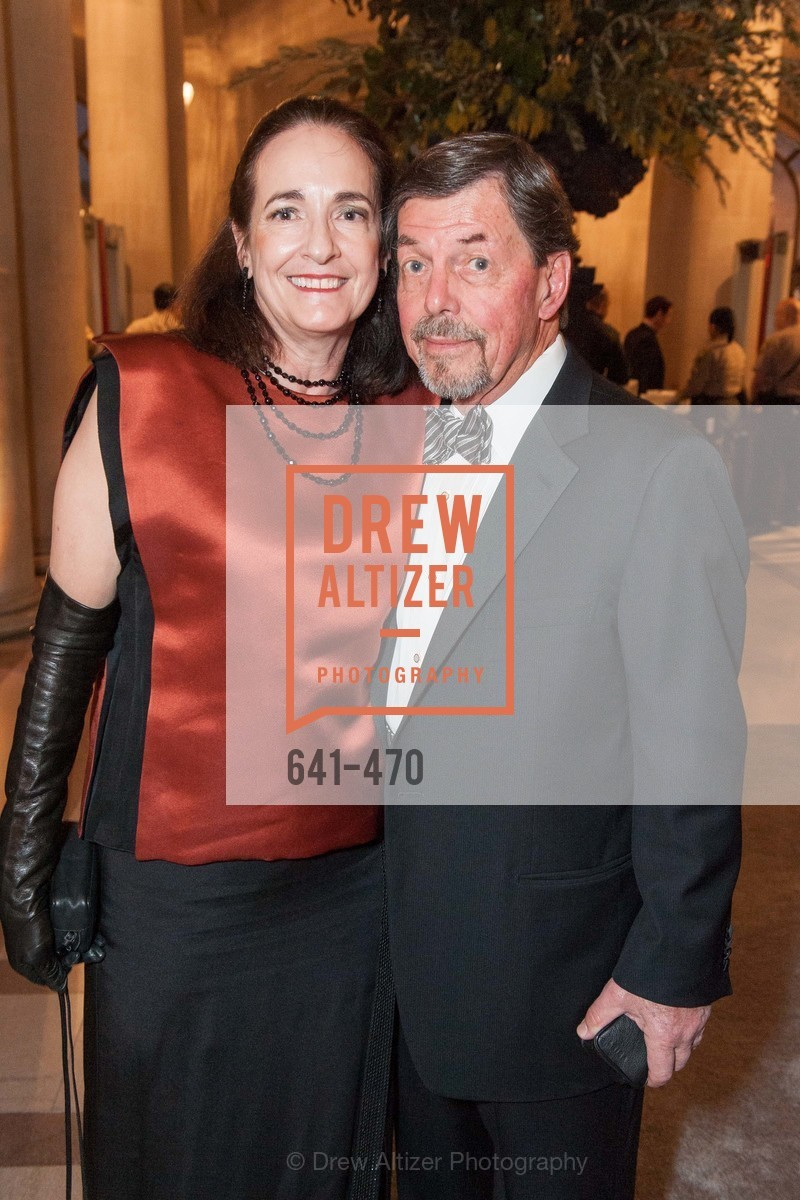 Nancy Ludgus, Larry Ludgus, SAN FRANCISCO BALLET Opening Night Gala: PHENOMENAL - Arrivals, US. SF City Hall, January 22nd, 2014,Drew Altizer, Drew Altizer Photography, full-service agency, private events, San Francisco photographer, photographer california