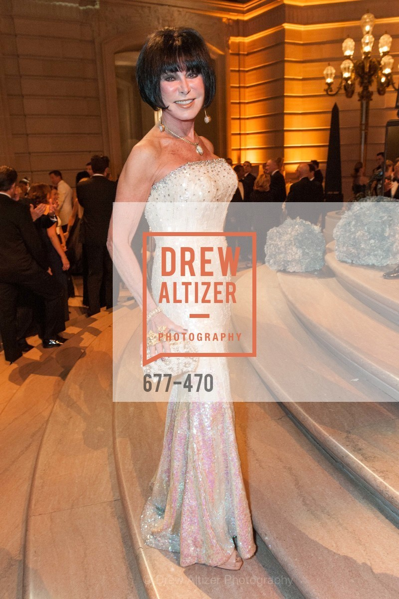 Marilyn Cabak, SAN FRANCISCO BALLET Opening Night Gala: PHENOMENAL - Arrivals, US. SF City Hall, January 22nd, 2014,Drew Altizer, Drew Altizer Photography, full-service agency, private events, San Francisco photographer, photographer california