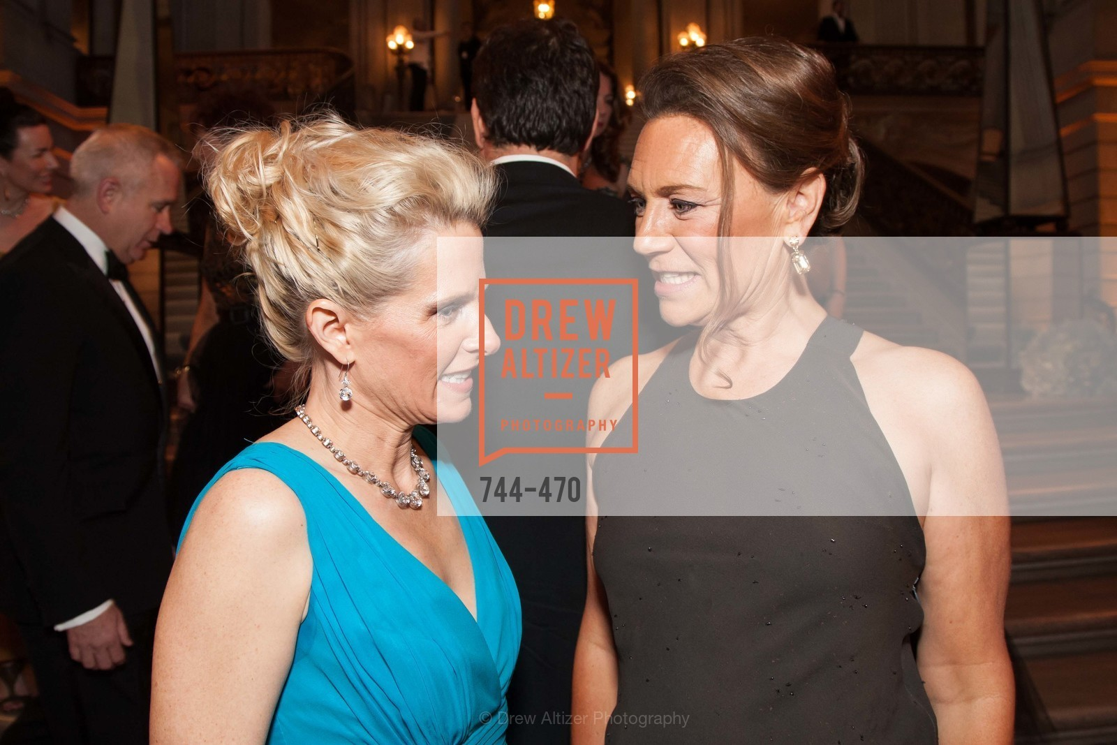 Marie Hurabiell, Carla Wytmar, SAN FRANCISCO BALLET Opening Night Gala: PHENOMENAL - Arrivals, US. SF City Hall, January 22nd, 2014,Drew Altizer, Drew Altizer Photography, full-service agency, private events, San Francisco photographer, photographer california