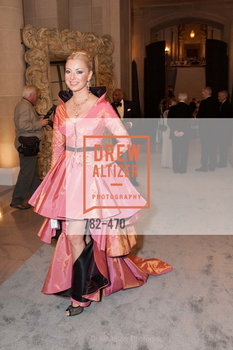 Sonya Molodetskaya, SAN FRANCISCO BALLET Opening Night Gala: PHENOMENAL - Arrivals, US. SF City Hall, January 22nd, 2014,Drew Altizer, Drew Altizer Photography, full-service agency, private events, San Francisco photographer, photographer california