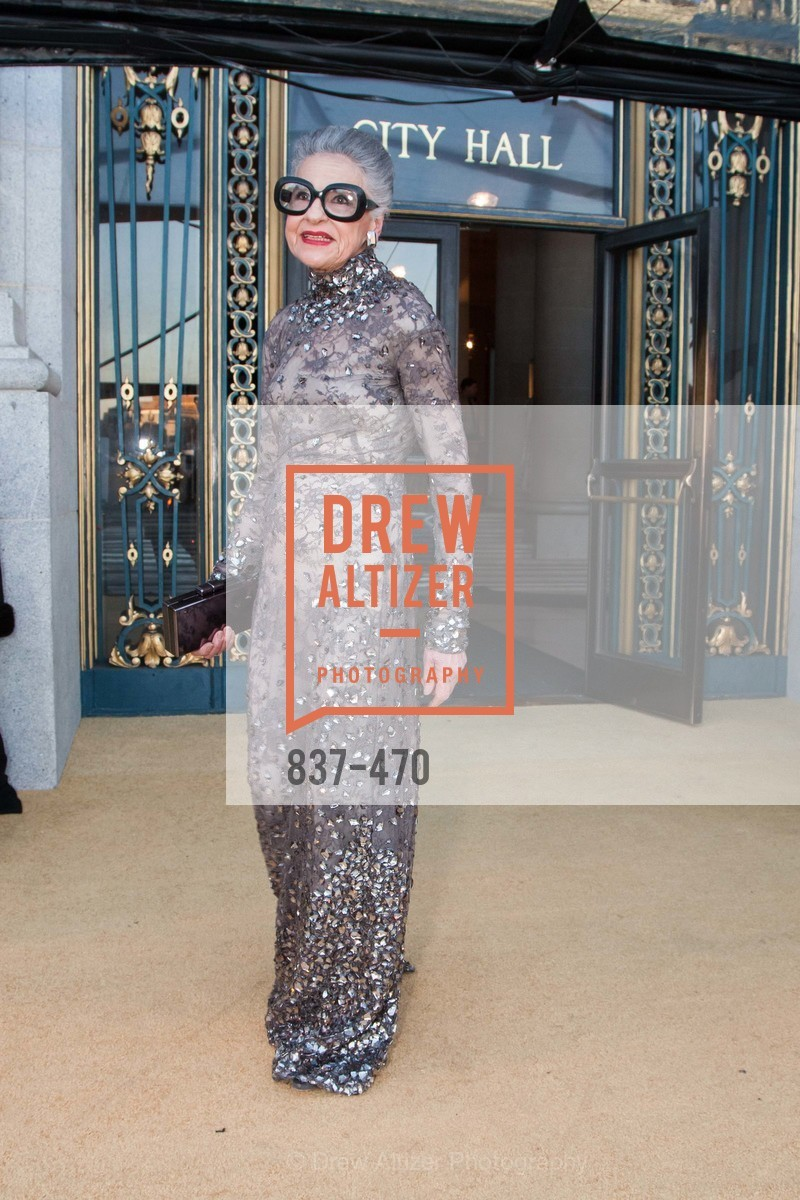 Joy Venturini Bianchi, SAN FRANCISCO BALLET Opening Night Gala: PHENOMENAL - Arrivals, US. SF City Hall, January 22nd, 2014,Drew Altizer, Drew Altizer Photography, full-service agency, private events, San Francisco photographer, photographer california