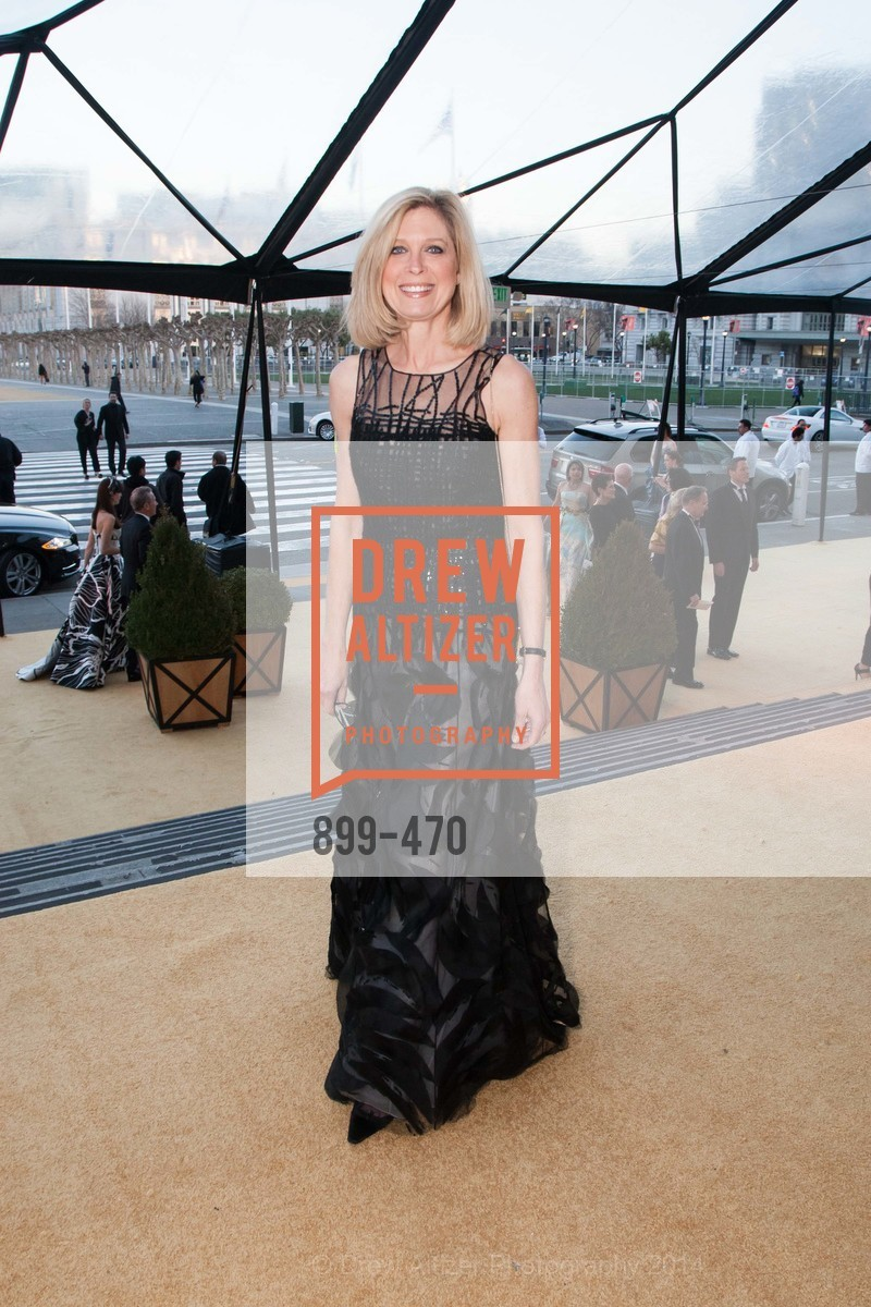 Debbie Messemer, SAN FRANCISCO BALLET Opening Night Gala: PHENOMENAL - Arrivals, US. SF City Hall, January 22nd, 2014,Drew Altizer, Drew Altizer Photography, full-service agency, private events, San Francisco photographer, photographer california