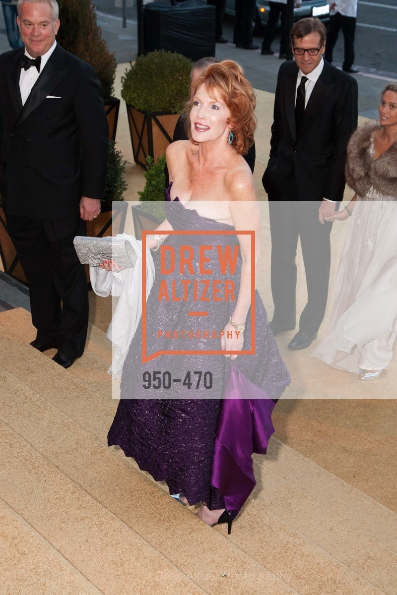 Maureen Herr, SAN FRANCISCO BALLET Opening Night Gala: PHENOMENAL - Arrivals, US. SF City Hall, January 22nd, 2014,Drew Altizer, Drew Altizer Photography, full-service agency, private events, San Francisco photographer, photographer california