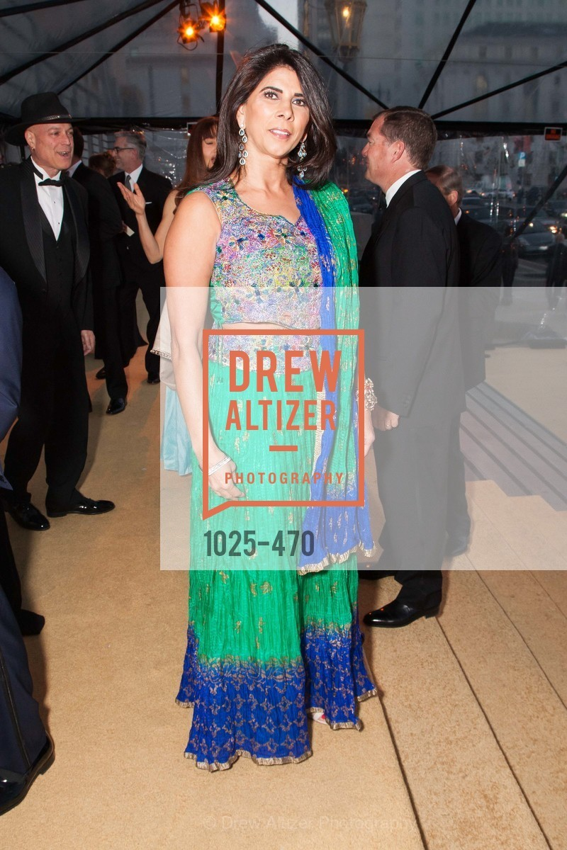 Sujata Pherwani, SAN FRANCISCO BALLET Opening Night Gala: PHENOMENAL - Arrivals, US. SF City Hall, January 22nd, 2014,Drew Altizer, Drew Altizer Photography, full-service event agency, private events, San Francisco photographer, photographer California