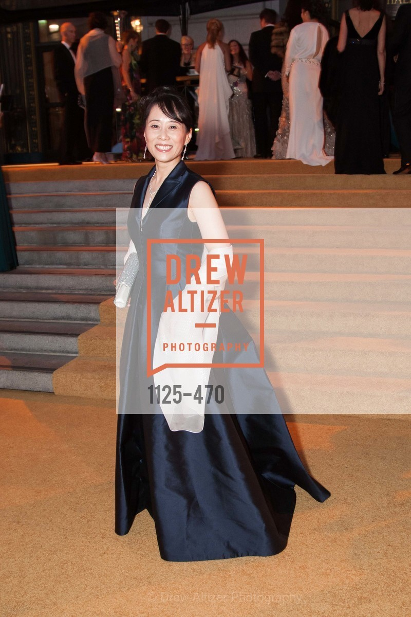 Chaomei Chen, SAN FRANCISCO BALLET Opening Night Gala: PHENOMENAL - Arrivals, US. SF City Hall, January 22nd, 2014,Drew Altizer, Drew Altizer Photography, full-service agency, private events, San Francisco photographer, photographer california