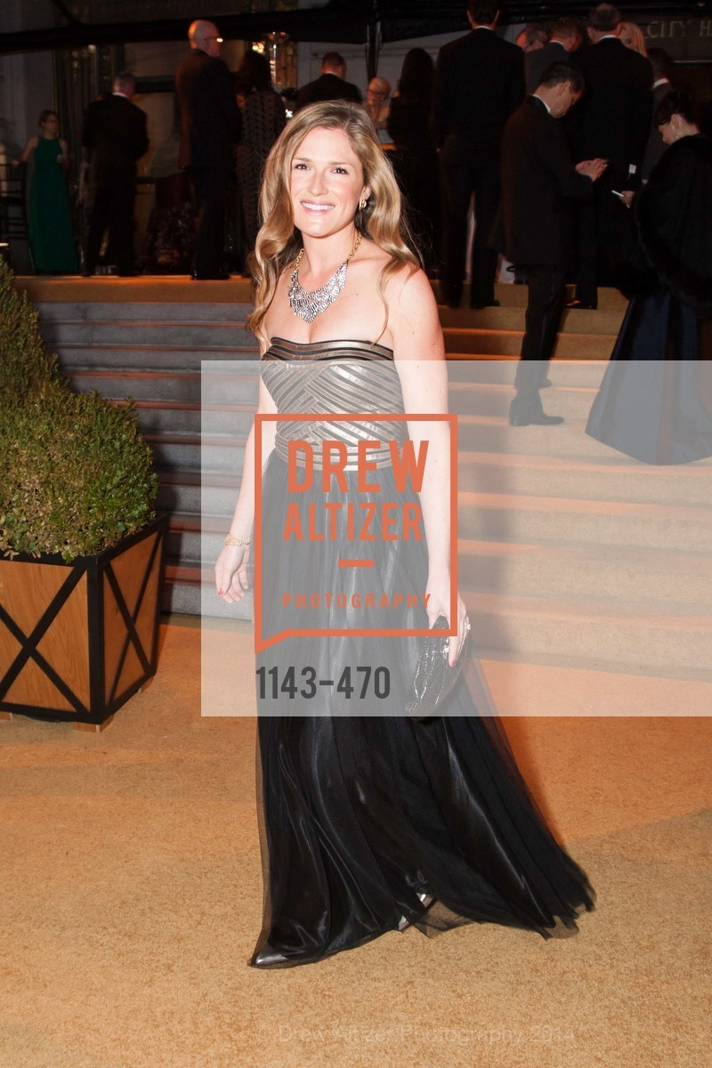 Rebecca Barker Bridges, SAN FRANCISCO BALLET Opening Night Gala: PHENOMENAL - Arrivals, US. SF City Hall, January 22nd, 2014,Drew Altizer, Drew Altizer Photography, full-service agency, private events, San Francisco photographer, photographer california