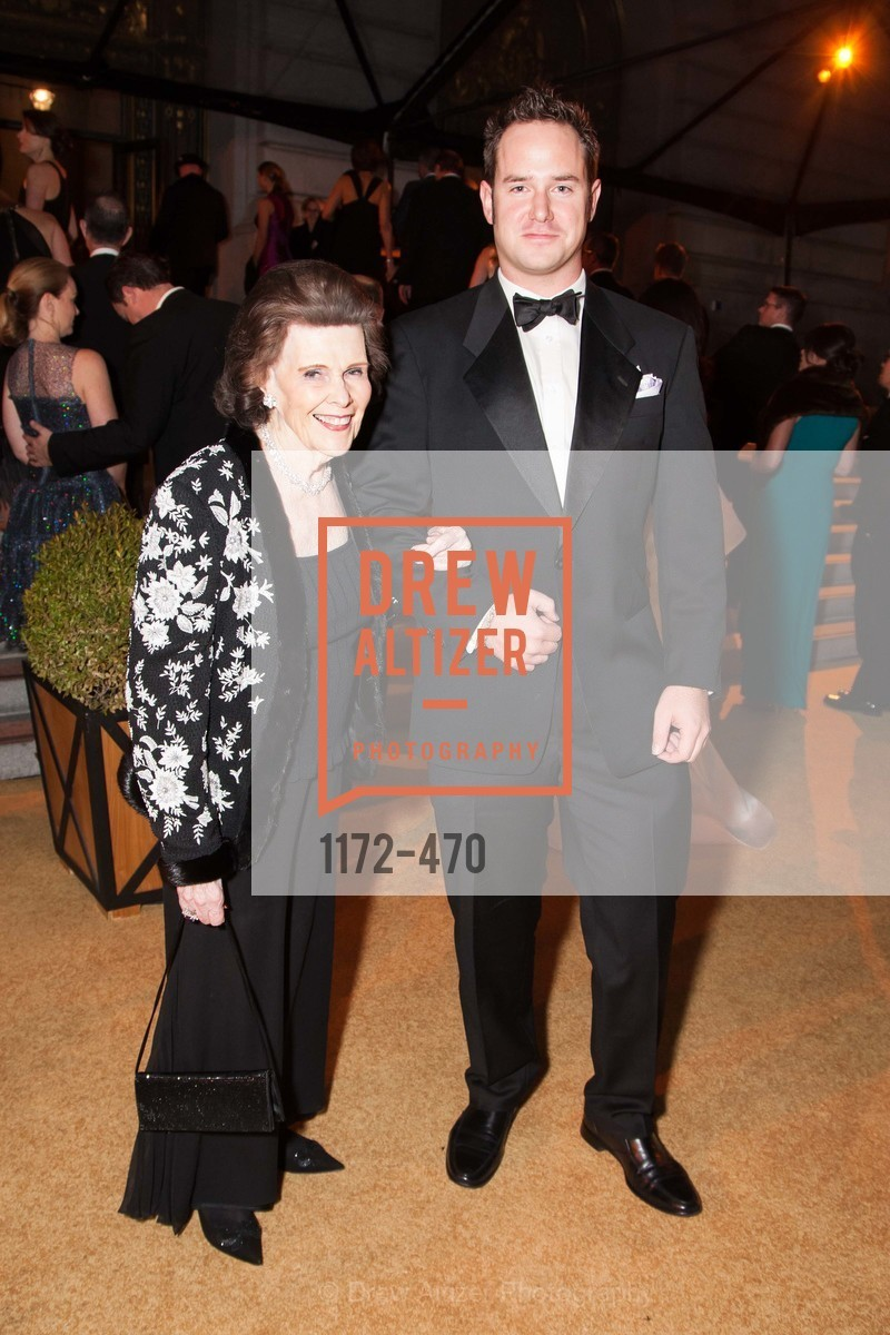 Lucy Jewett, Drew Weyerhaeuser, SAN FRANCISCO BALLET Opening Night Gala: PHENOMENAL - Arrivals, US. SF City Hall, January 22nd, 2014,Drew Altizer, Drew Altizer Photography, full-service agency, private events, San Francisco photographer, photographer california