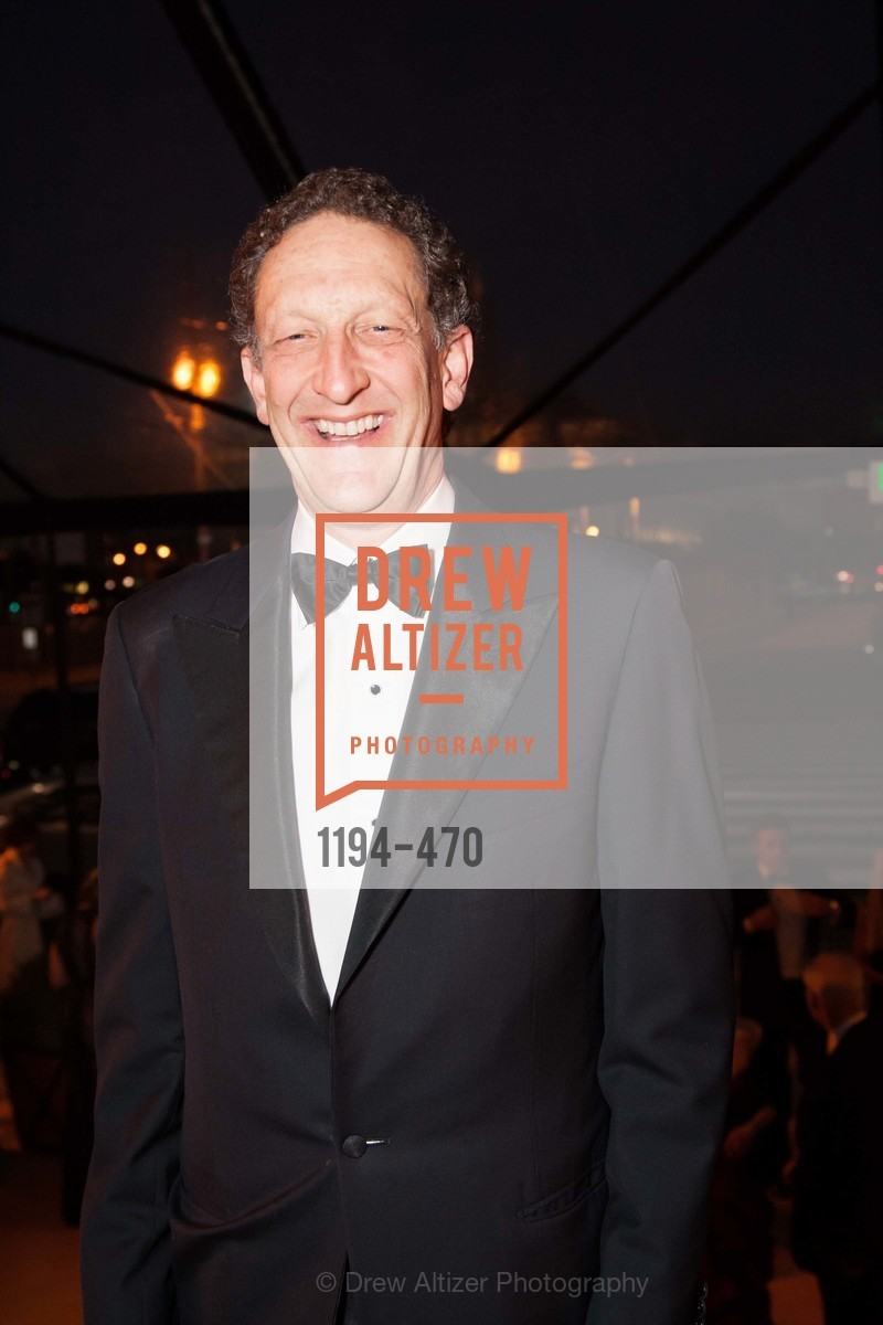 Larry Baer, SAN FRANCISCO BALLET Opening Night Gala: PHENOMENAL - Arrivals, US. SF City Hall, January 22nd, 2014