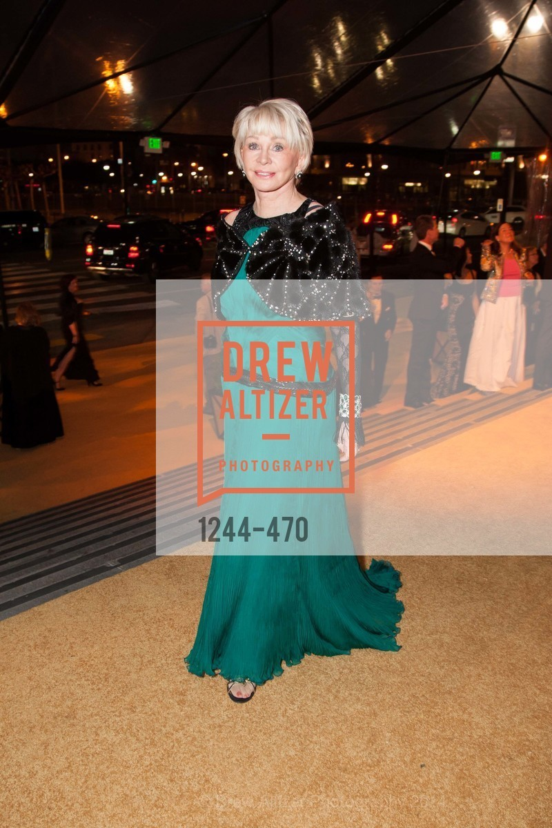 Rose Rosenberg, SAN FRANCISCO BALLET Opening Night Gala: PHENOMENAL - Arrivals, US. SF City Hall, January 22nd, 2014,Drew Altizer, Drew Altizer Photography, full-service agency, private events, San Francisco photographer, photographer california