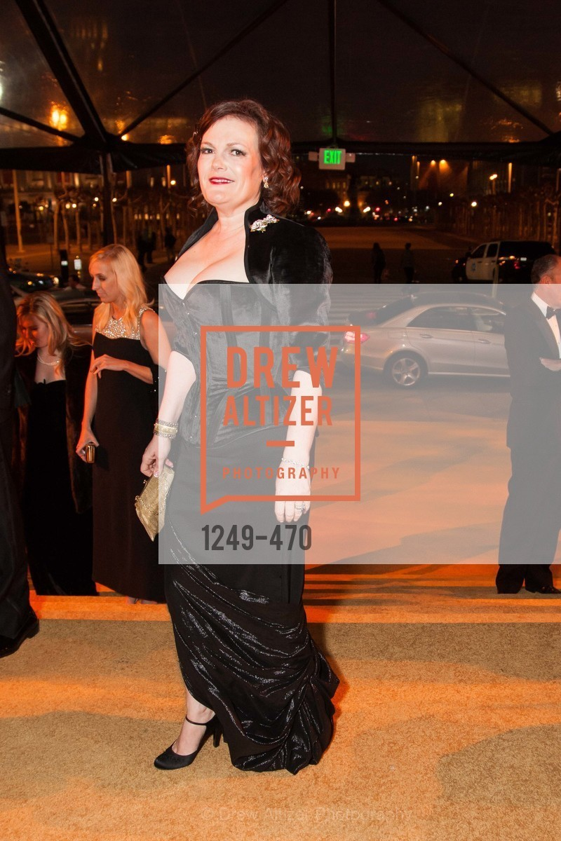 Jennifer Raiser, SAN FRANCISCO BALLET Opening Night Gala: PHENOMENAL - Arrivals, US. SF City Hall, January 22nd, 2014,Drew Altizer, Drew Altizer Photography, full-service agency, private events, San Francisco photographer, photographer california
