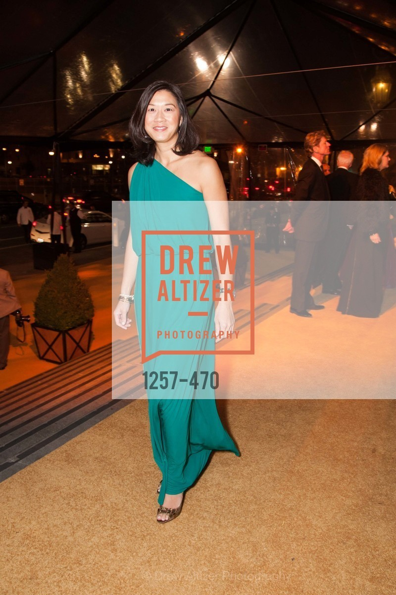 Christine Leong Connors, SAN FRANCISCO BALLET Opening Night Gala: PHENOMENAL - Arrivals, US. SF City Hall, January 22nd, 2014,Drew Altizer, Drew Altizer Photography, full-service event agency, private events, San Francisco photographer, photographer California