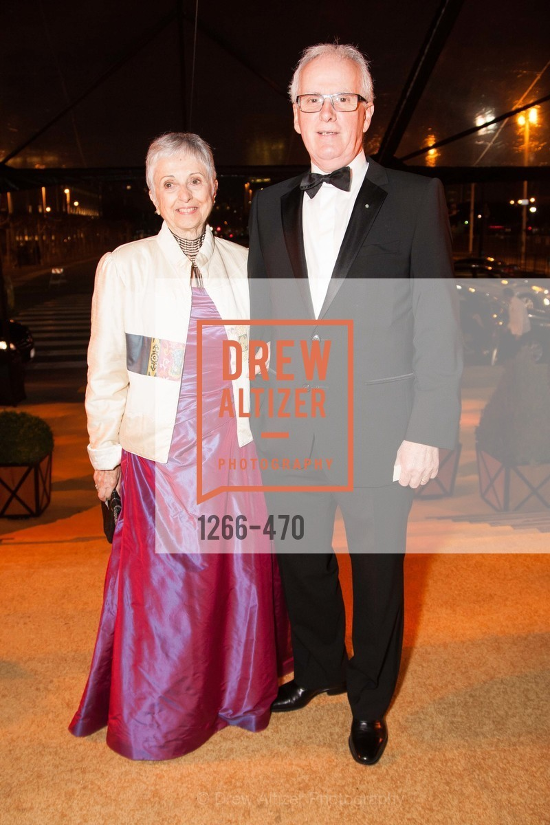 Marlene Tomasson, Helge Tomasson, SAN FRANCISCO BALLET Opening Night Gala: PHENOMENAL - Arrivals, US. SF City Hall, January 22nd, 2014,Drew Altizer, Drew Altizer Photography, full-service agency, private events, San Francisco photographer, photographer california