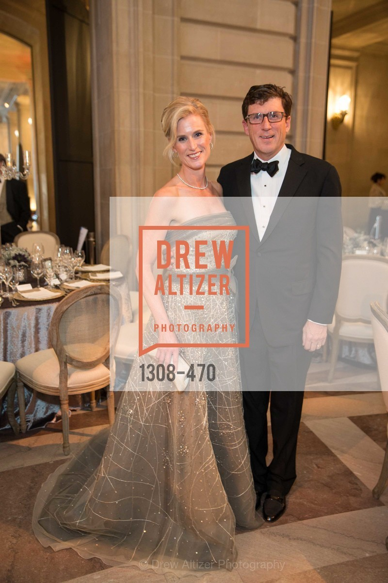 Alison Mauze, Michael Mauze, SAN FRANCISCO BALLET Opening Night Gala: PHENOMENAL - Arrivals, US. SF City Hall, January 22nd, 2014,Drew Altizer, Drew Altizer Photography, full-service agency, private events, San Francisco photographer, photographer california