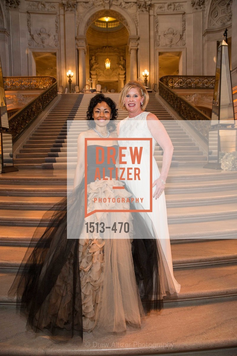 Tanya Powell, Jennifer Brandenburg, SAN FRANCISCO BALLET Opening Night Gala: PHENOMENAL - Arrivals, US. SF City Hall, January 22nd, 2014,Drew Altizer, Drew Altizer Photography, full-service agency, private events, San Francisco photographer, photographer california