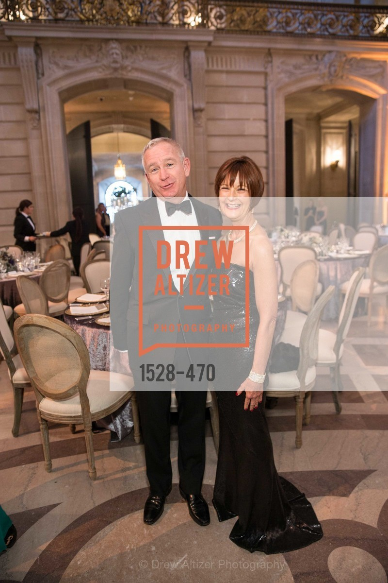 Glenn McCoy, Debra Bernard, SAN FRANCISCO BALLET Opening Night Gala: PHENOMENAL - Arrivals, US. SF City Hall, January 22nd, 2014,Drew Altizer, Drew Altizer Photography, full-service agency, private events, San Francisco photographer, photographer california