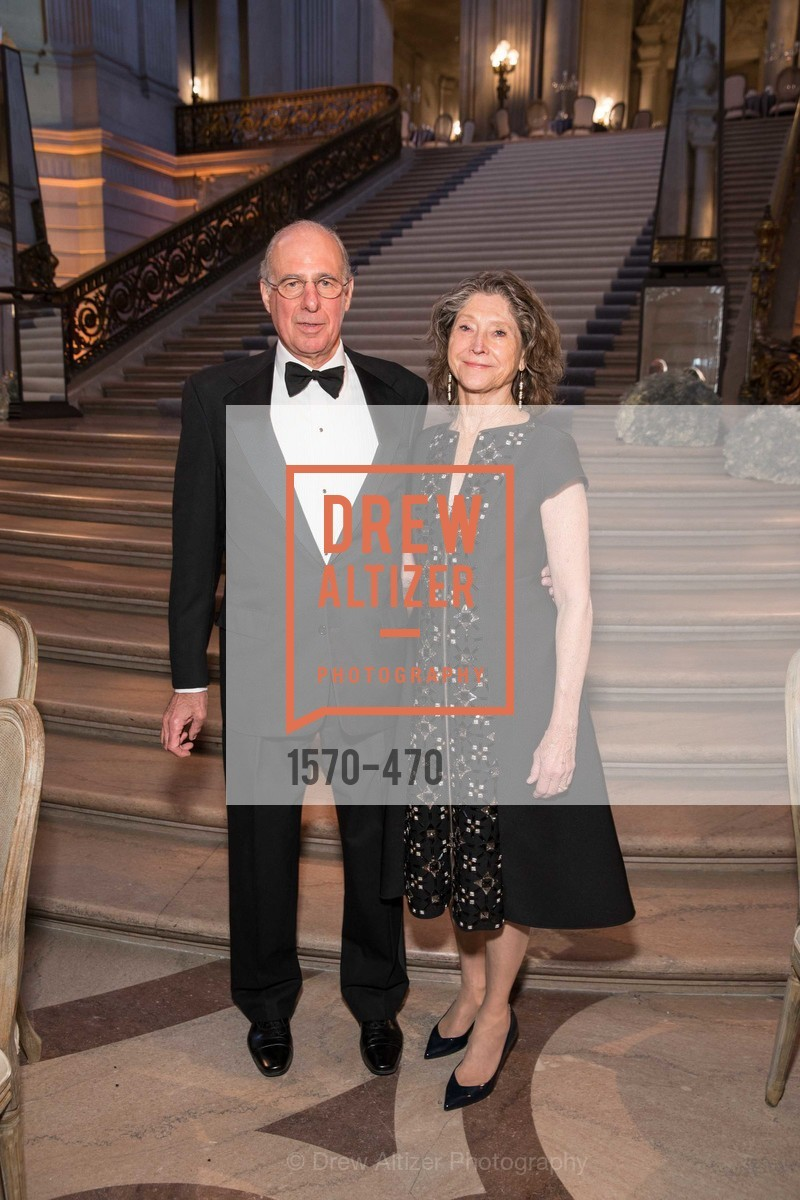 John Osterwiess, Barbara Osterwiess, SAN FRANCISCO BALLET Opening Night Gala: PHENOMENAL - Arrivals, US. SF City Hall, January 22nd, 2014,Drew Altizer, Drew Altizer Photography, full-service agency, private events, San Francisco photographer, photographer california