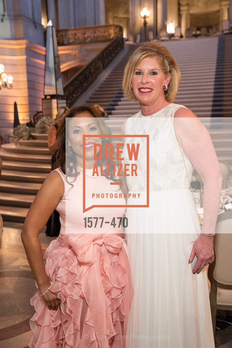 Laura Miller, Jennifer Brandenburg, SAN FRANCISCO BALLET Opening Night Gala: PHENOMENAL - Arrivals, US. SF City Hall, January 22nd, 2014,Drew Altizer, Drew Altizer Photography, full-service agency, private events, San Francisco photographer, photographer california