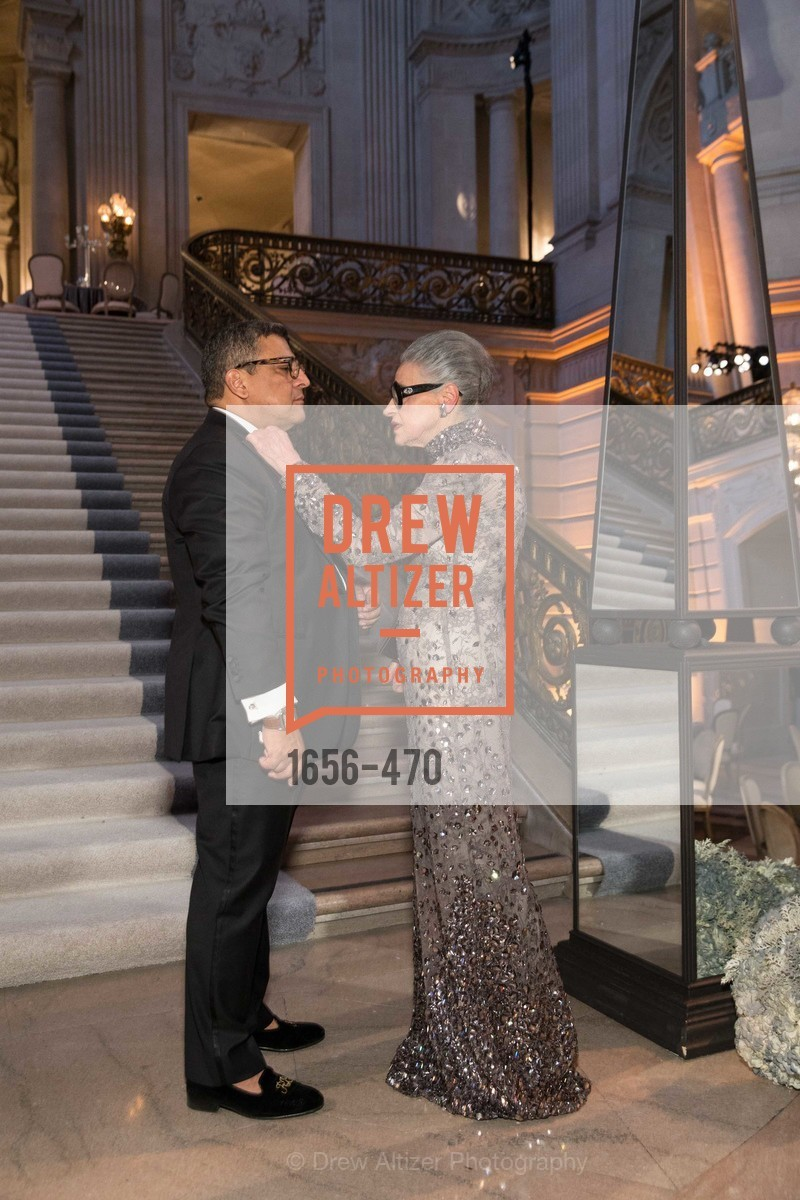 Riccardo Benavides, Joy Venturini Bianchi, SAN FRANCISCO BALLET Opening Night Gala: PHENOMENAL - Arrivals, US. SF City Hall, January 22nd, 2014,Drew Altizer, Drew Altizer Photography, full-service agency, private events, San Francisco photographer, photographer california