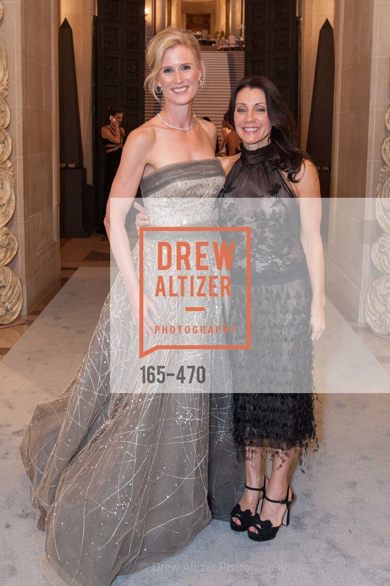Alison Mauze, Debra Taylor, SAN FRANCISCO BALLET Opening Night Gala: PHENOMENAL - Arrivals, US. SF City Hall, January 22nd, 2014,Drew Altizer, Drew Altizer Photography, full-service agency, private events, San Francisco photographer, photographer california