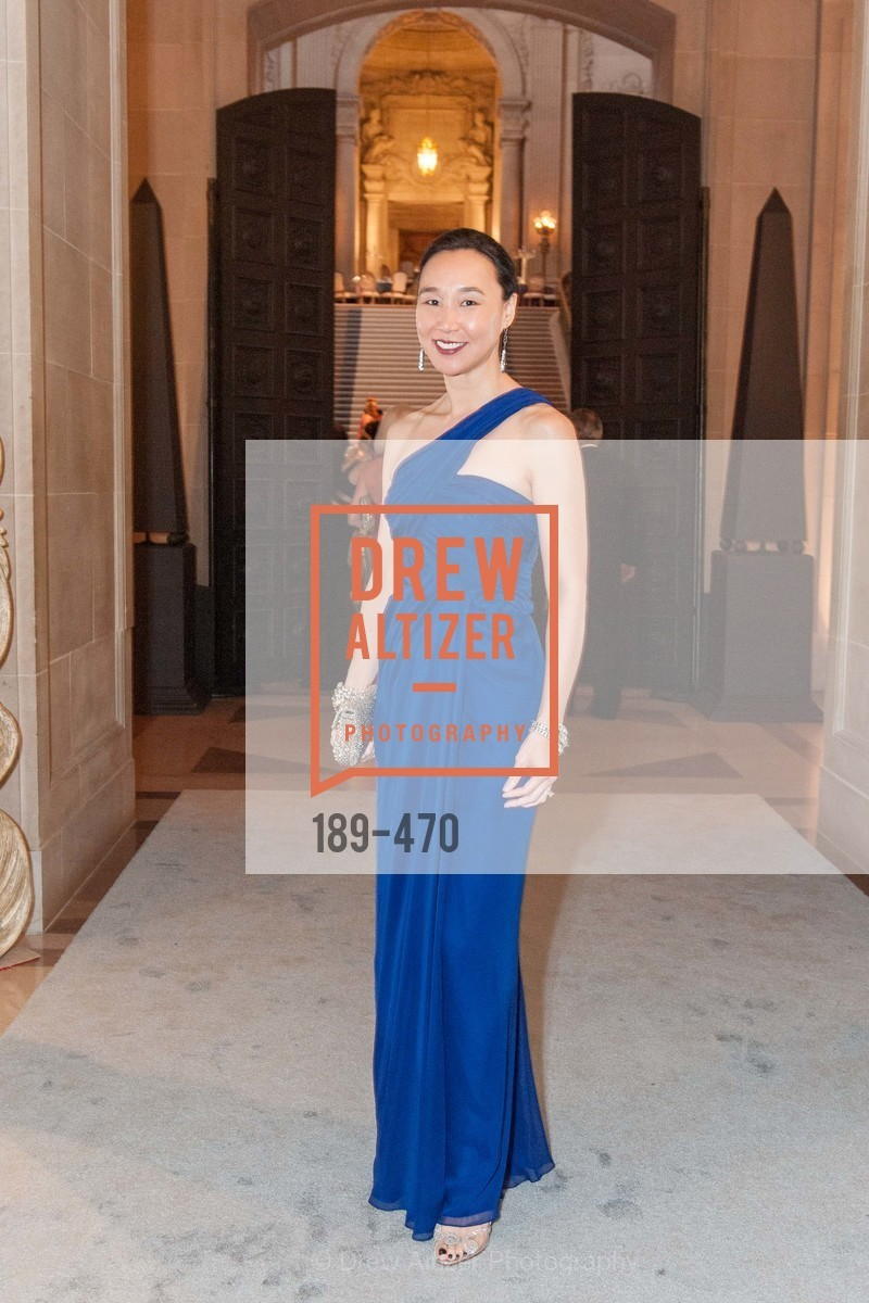 Carolyn Chang, SAN FRANCISCO BALLET Opening Night Gala: PHENOMENAL - Arrivals, US. SF City Hall, January 22nd, 2014,Drew Altizer, Drew Altizer Photography, full-service event agency, private events, San Francisco photographer, photographer California