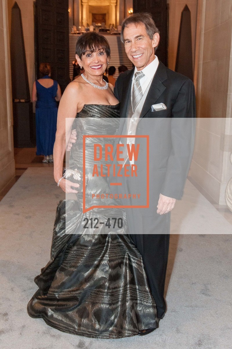 Marti McMahon Diamond, Steven Diamond, SAN FRANCISCO BALLET Opening Night Gala: PHENOMENAL - Arrivals, US. SF City Hall, January 22nd, 2014,Drew Altizer, Drew Altizer Photography, full-service event agency, private events, San Francisco photographer, photographer California