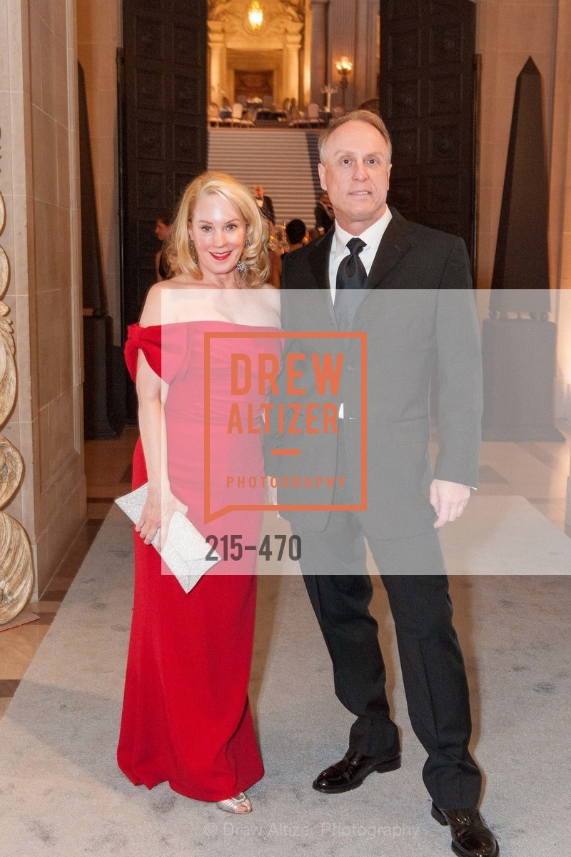 Mary Heylin, Tim Marten, SAN FRANCISCO BALLET Opening Night Gala: PHENOMENAL - Arrivals, US. SF City Hall, January 22nd, 2014,Drew Altizer, Drew Altizer Photography, full-service agency, private events, San Francisco photographer, photographer california
