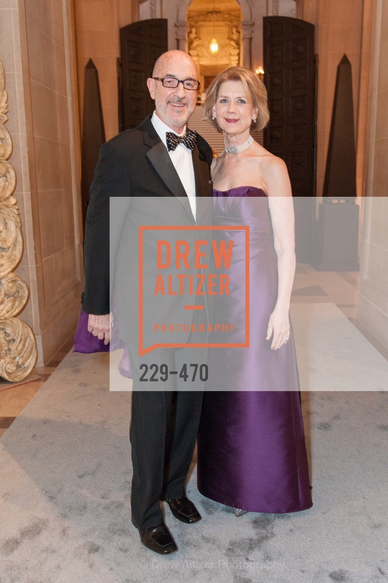 Sol Coffino, Kate Coffino, SAN FRANCISCO BALLET Opening Night Gala: PHENOMENAL - Arrivals, US. SF City Hall, January 22nd, 2014,Drew Altizer, Drew Altizer Photography, full-service agency, private events, San Francisco photographer, photographer california