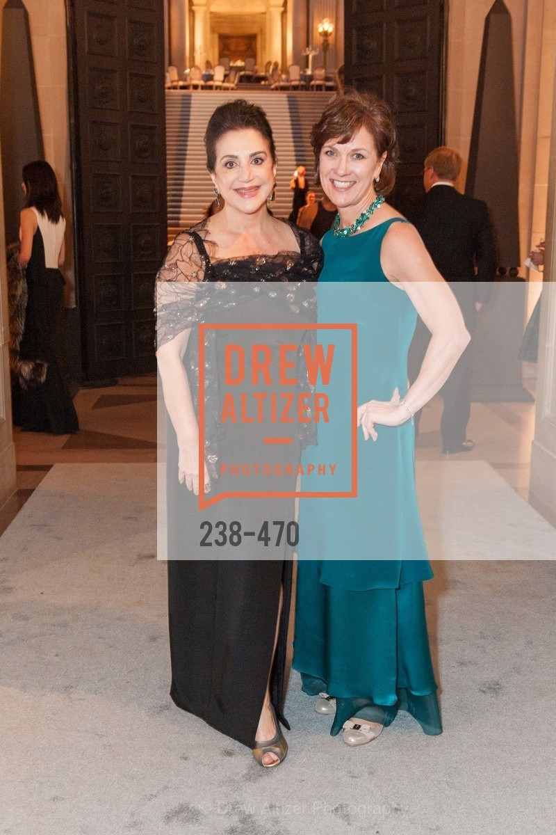 Lily Samii, Lee Gregory, SAN FRANCISCO BALLET Opening Night Gala: PHENOMENAL - Arrivals, US. SF City Hall, January 22nd, 2014,Drew Altizer, Drew Altizer Photography, full-service agency, private events, San Francisco photographer, photographer california