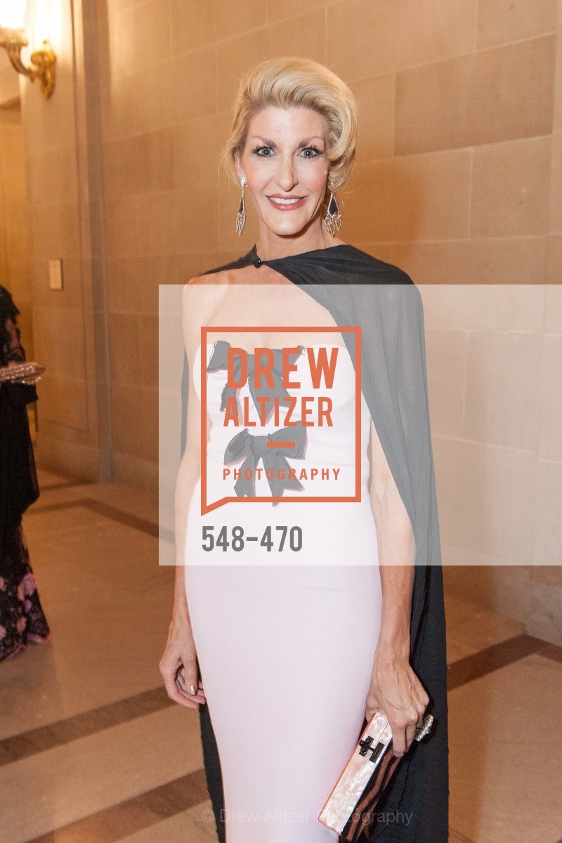Karen Caldwell, SAN FRANCISCO BALLET Opening Night Gala: PHENOMENAL - Arrivals, US. SF City Hall, January 22nd, 2014,Drew Altizer, Drew Altizer Photography, full-service agency, private events, San Francisco photographer, photographer california