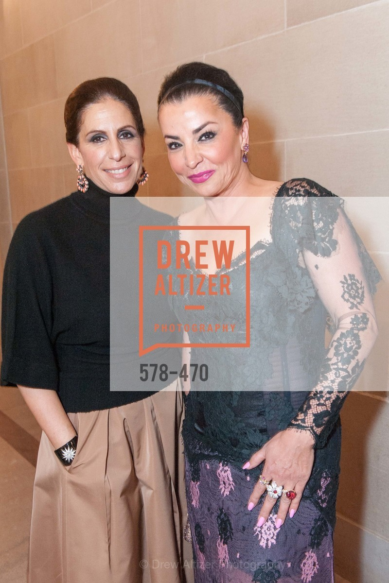 Lisa Grotts, Azadeh Riaz, SAN FRANCISCO BALLET Opening Night Gala: PHENOMENAL - Arrivals, US. SF City Hall, January 22nd, 2014,Drew Altizer, Drew Altizer Photography, full-service agency, private events, San Francisco photographer, photographer california