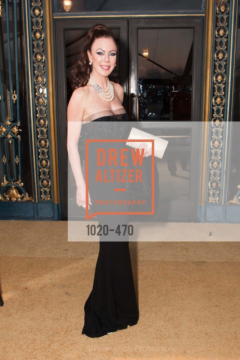 Margaret Mitchell, SAN FRANCISCO BALLET Opening Night Gala: PHENOMENAL - Arrivals, US. SF City Hall, January 22nd, 2014,Drew Altizer, Drew Altizer Photography, full-service agency, private events, San Francisco photographer, photographer california
