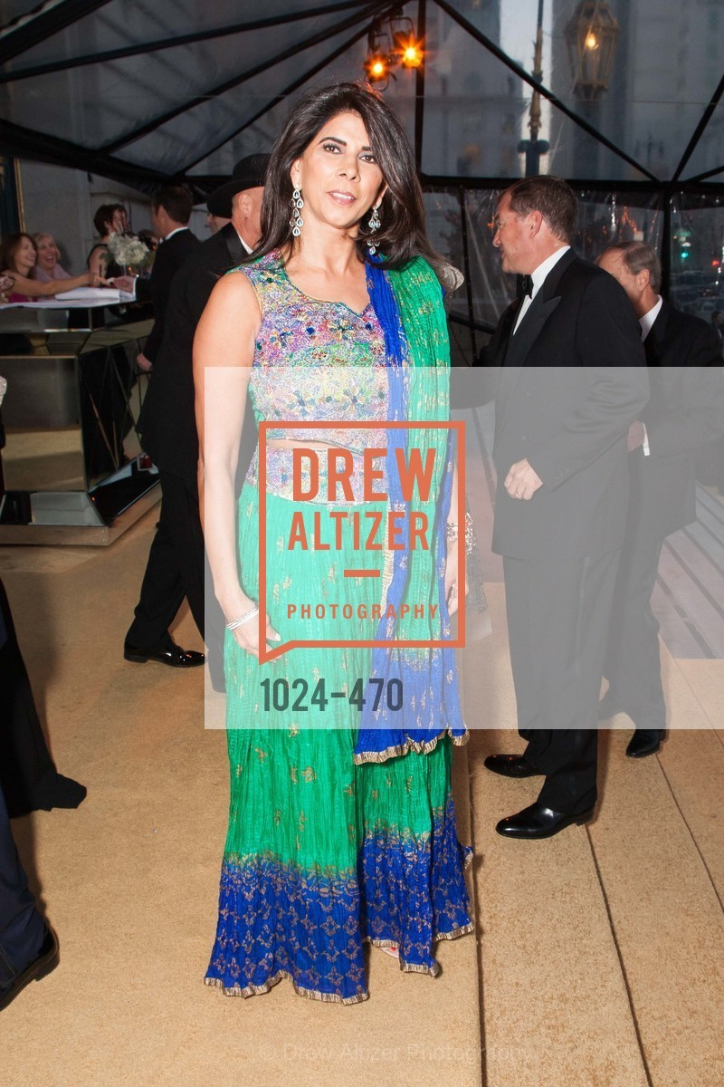 Sujata Pherwani, SAN FRANCISCO BALLET Opening Night Gala: PHENOMENAL - Arrivals, US. SF City Hall, January 22nd, 2014,Drew Altizer, Drew Altizer Photography, full-service agency, private events, San Francisco photographer, photographer california